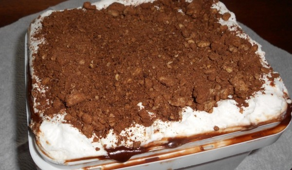 Торта със заквасена сметана