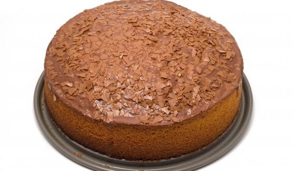 Торта Шоколадово маскарпоне