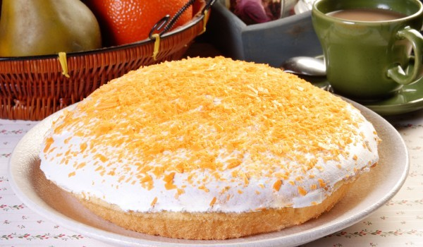 Торта от домашна юфка