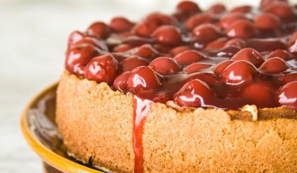 Фламбирана торта