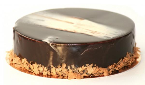Торта Гараш с крокан