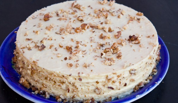 Бисквитена торта Фантазия