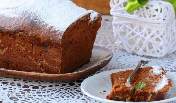 Шоколадов кекс с парено тесто