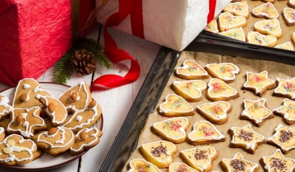 Празнични сибирски бисквити