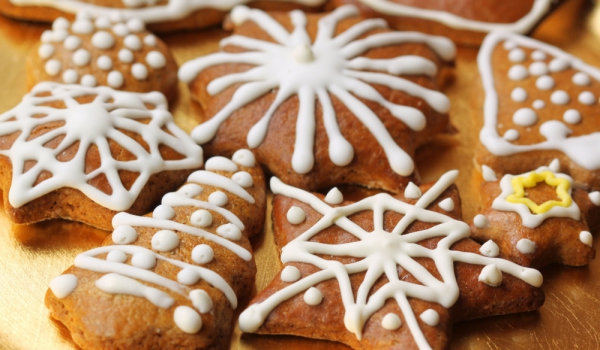 Руски бисквити с мед и канела