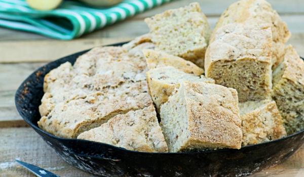 Хляб от картофи