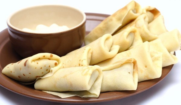 Палачинки с маков сос по руски