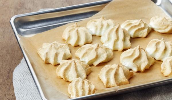 Леки бисквити с белтъци