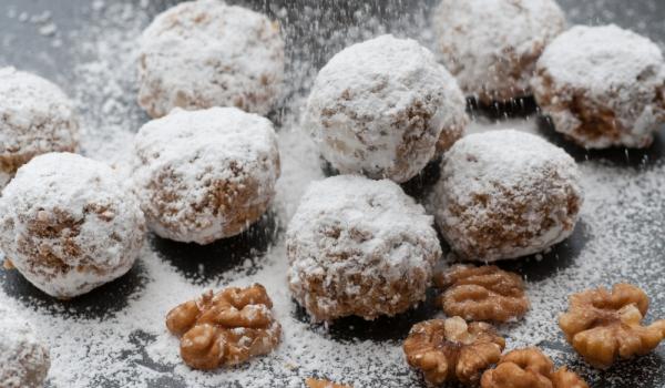 Домашни постни бисквити