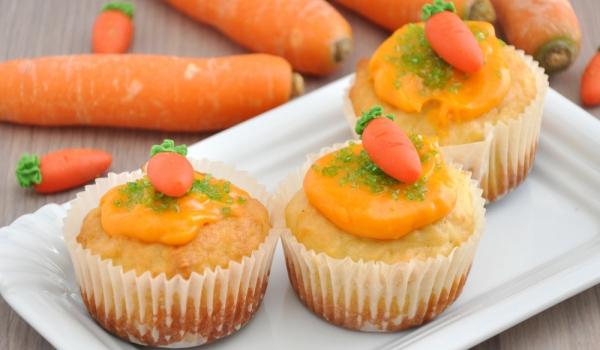 Детски морковени кексчета