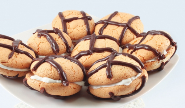Италиански лимонови бисквити