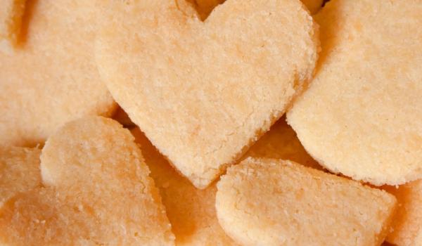 Бадемови сърца