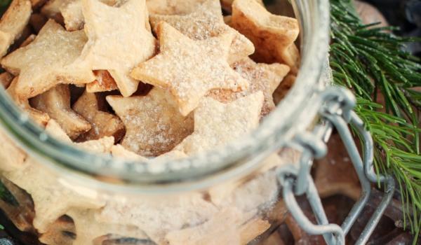 Орехови звездички