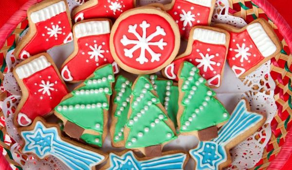 Ботушките на Дядо Коледа
