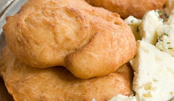Мекици със сода за хляб