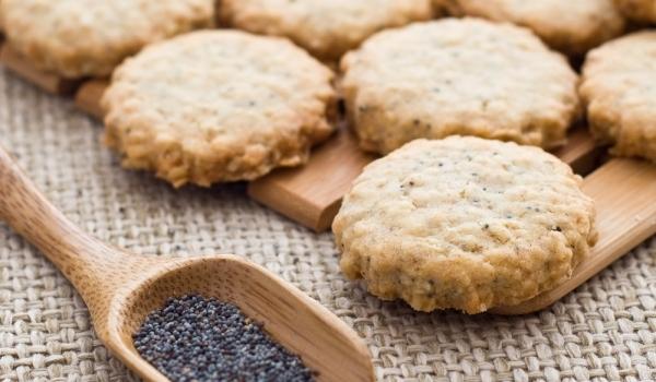Лесни солени бисквити