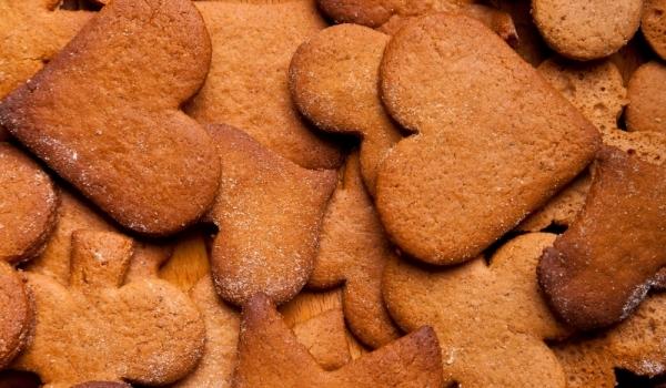 Джинджифилови бисквити с какао