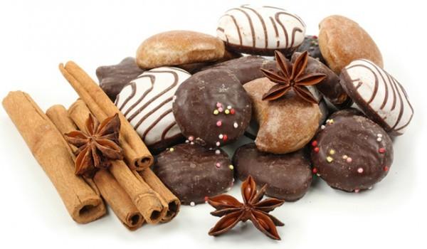 Коледни сладки Лебкухен