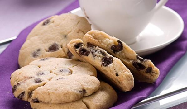 Обикновени шоколадови бисквити