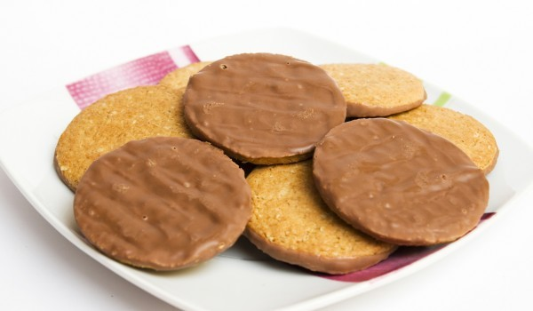 Шоколадови бисквитки