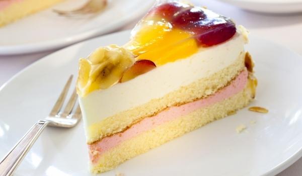 Бишкотен блат за торта