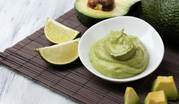 Суров крем с авокадо