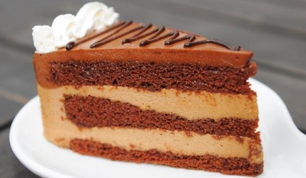 Бадемов крем за торта