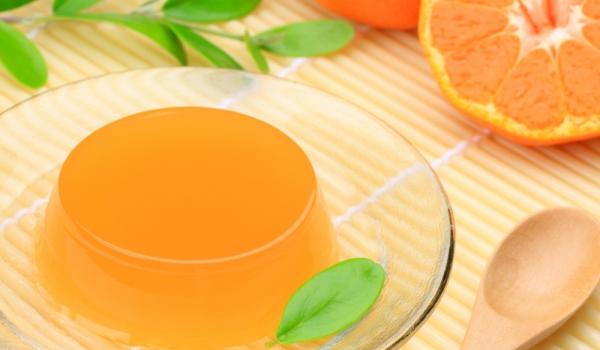 Портокалово желе