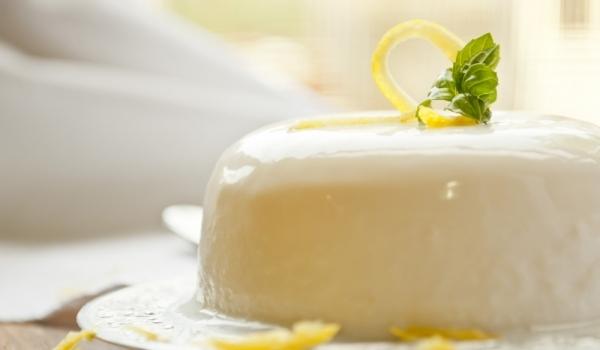 Желиран лимонов крем