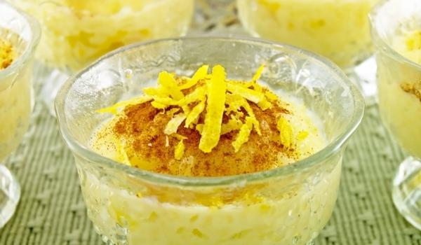 Шолезард - оризов пудинг с шафран