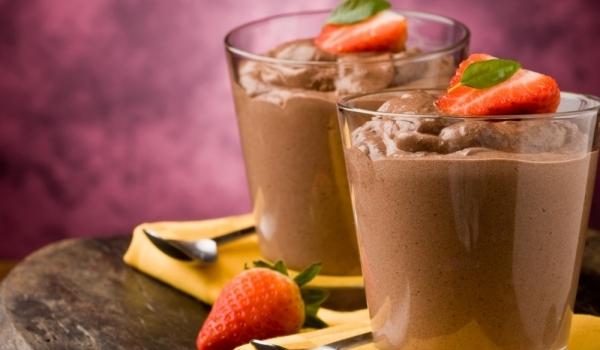Шоколадов десерт с ром