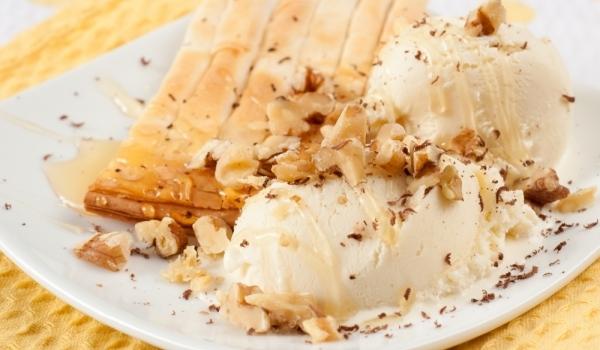 Нуга сладолед