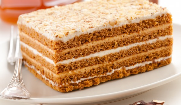 Крем за торти с орехи