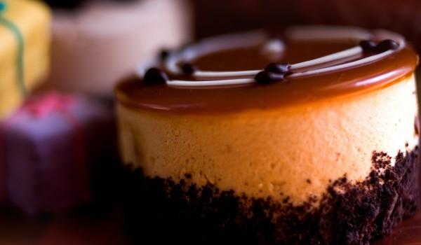 Суфле с какао