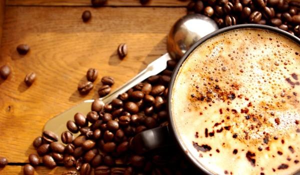 Мус с кафе