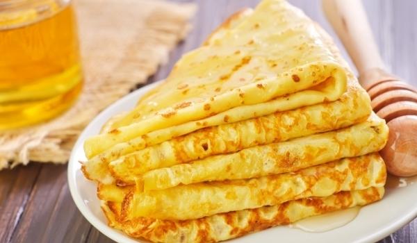 Палачинки с мед