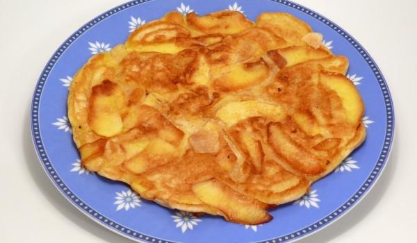 Ябълкови палачинки