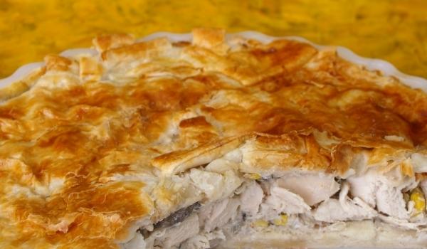 Киевски пирог с пиле