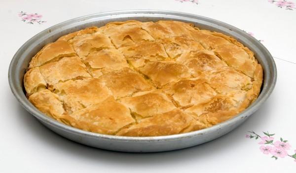 Пикантно печиво със сирене