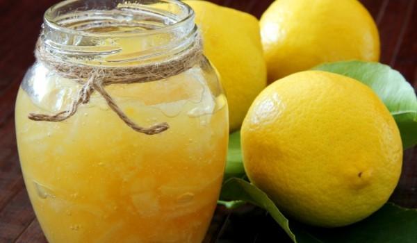 Сладко от лимони