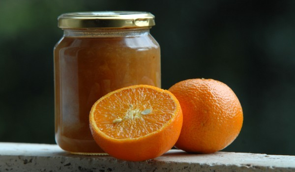Сладко от цели портокали