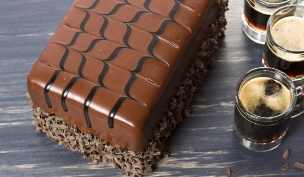 Двоен шоколадов терин
