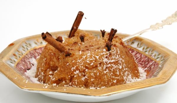 Халава - индийски десерт