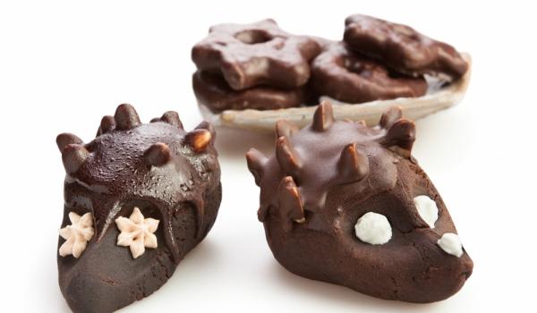 Шоколадови таралежки