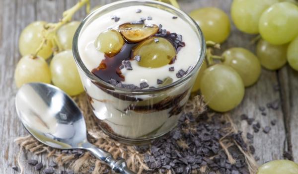 Изкушение с грозде и шоколад