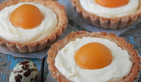 Яйца на очи от кайсии