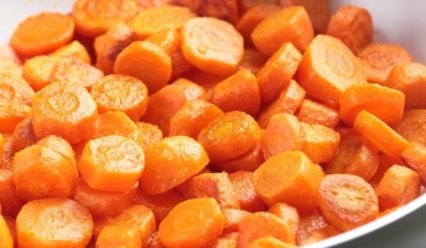 Захаросани моркови