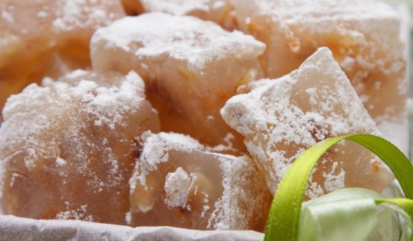Руски ябълкови бонбони