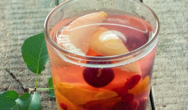 Желирани плодове по средиземноморски