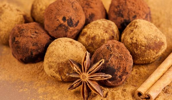 Бонбони от сушени плодове